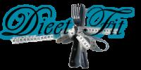 Dieetfit logo
